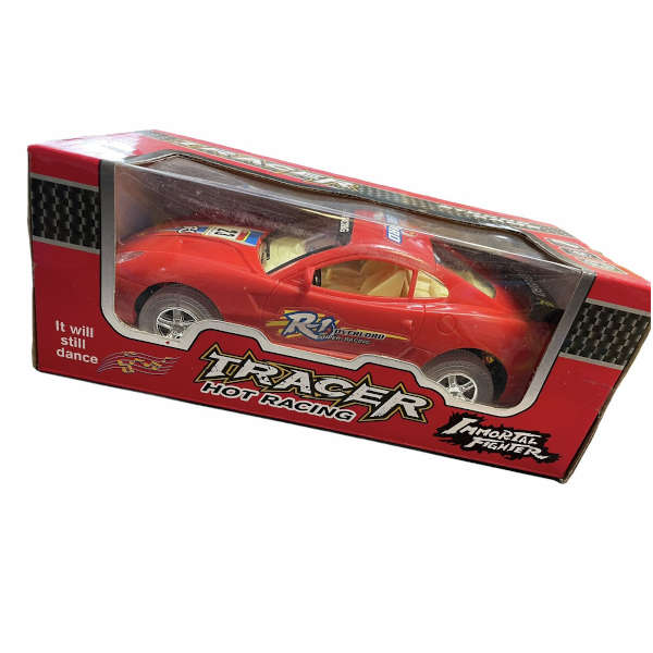TRACER HOT RACING, Auto
