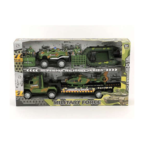 MILITARY FORCE, Auto